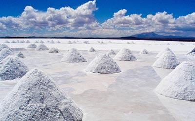 Backpacken Zuid Amerika - Uyuni zoutvlakte - Bolivia