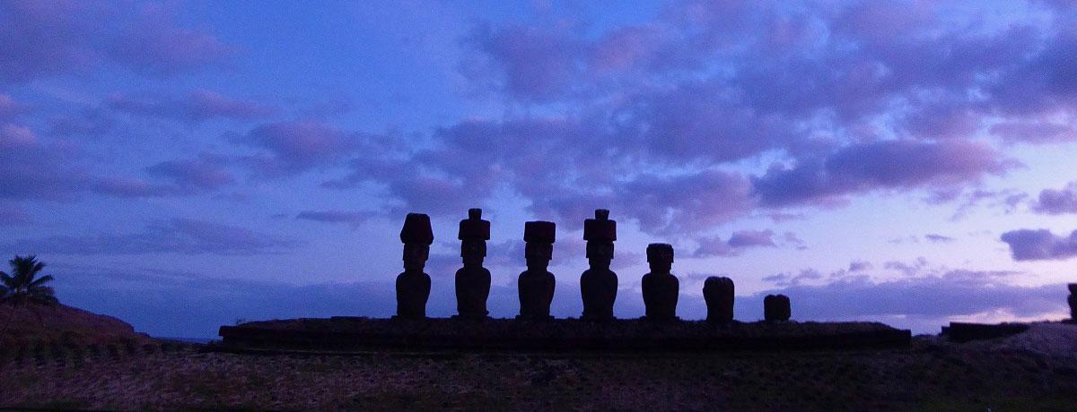 Paaseiland is misschien wel het mooiste dat Zuid-Amerika te bieden heeft