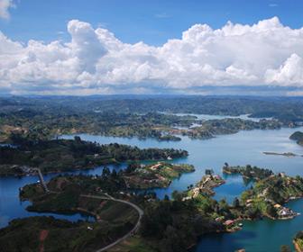 Colombia is een van de mooiste landen van Zuid-Amerika
