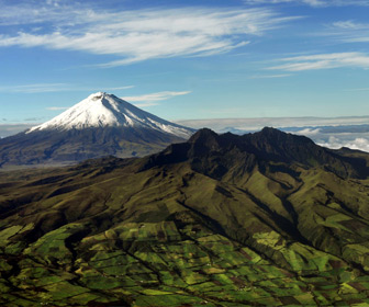 Bacakpacken in Ecuador