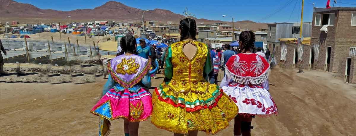 Feestdagen Zuid Amerika