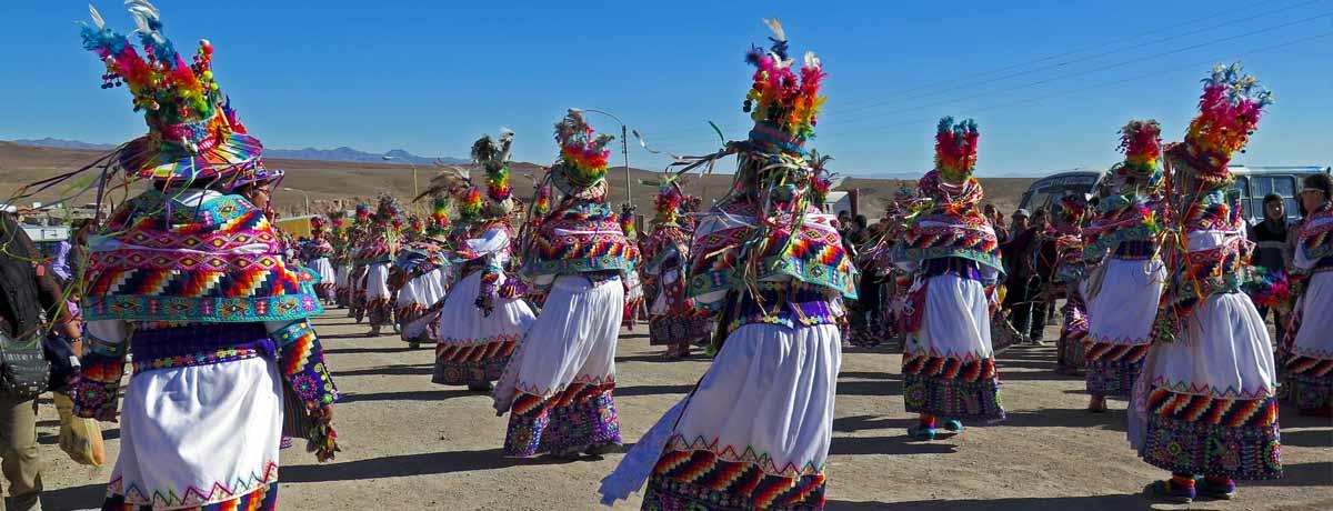 Festivals Zuid Amerika