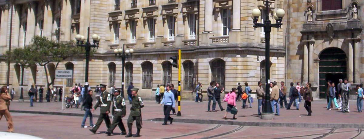 Veiligheid Colombia