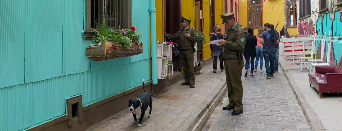 Veiligheid Zuid Amerika