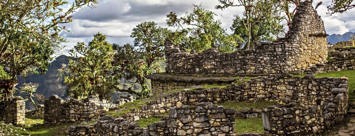 Kuélap ruïnes kabelbaan