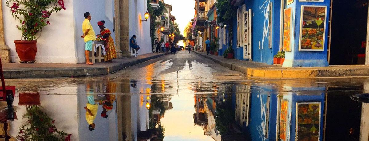 Cartagena - de bruisendste stad van het populaire backpackland Colombia