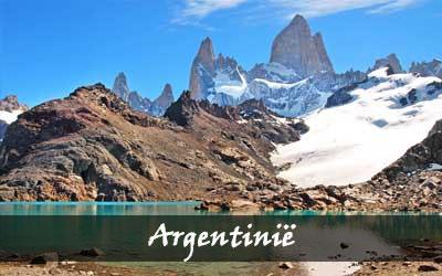 Backpacken Zuid Amerika - Patagonie - Argentinie