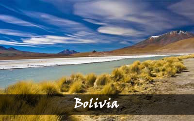 Backpacken Zuid-Amerika - Bolivia