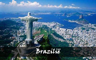 Backpacken Zuid-Amerika - Jezus beeld - Rio de Janeiro - Brazilië