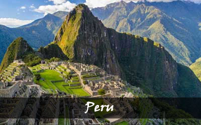 Backpacken Zuid-Amerika - Machu Picchu - Peru