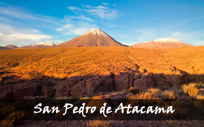 Backpacken Zuid-Amerika - San Pedro de Atacama - Chili