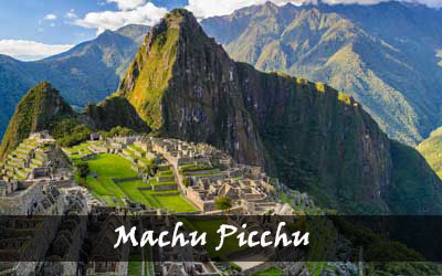 Backpacken in Zuid-Amerika? Ga dan zeker naar Machu Picchu in Peru