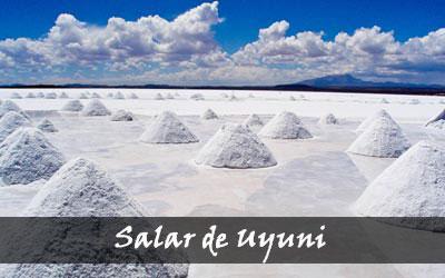 Backpacken Zuid-Amerika - Uyuni zoutvlakte - Bolivia