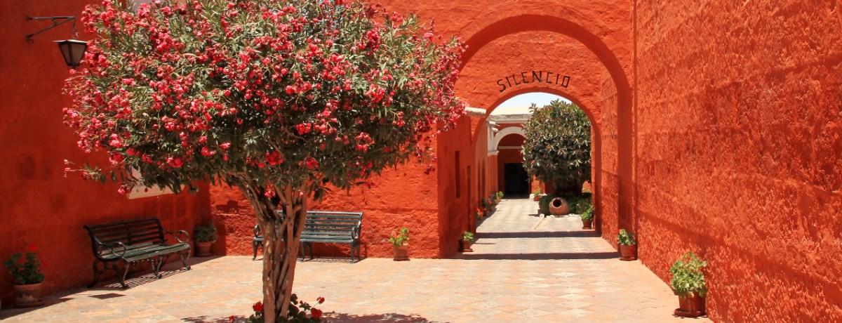 Arequipa is een van de leukste steden van Peru