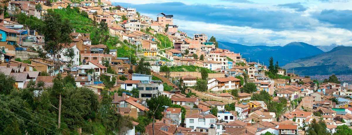 Cusco - een van de populairste steden als je gaat backpacken in Peru