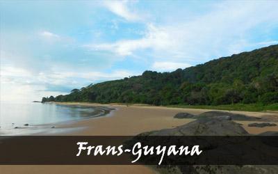 Backpacken Zuid-Amerika - Frans-Guyana