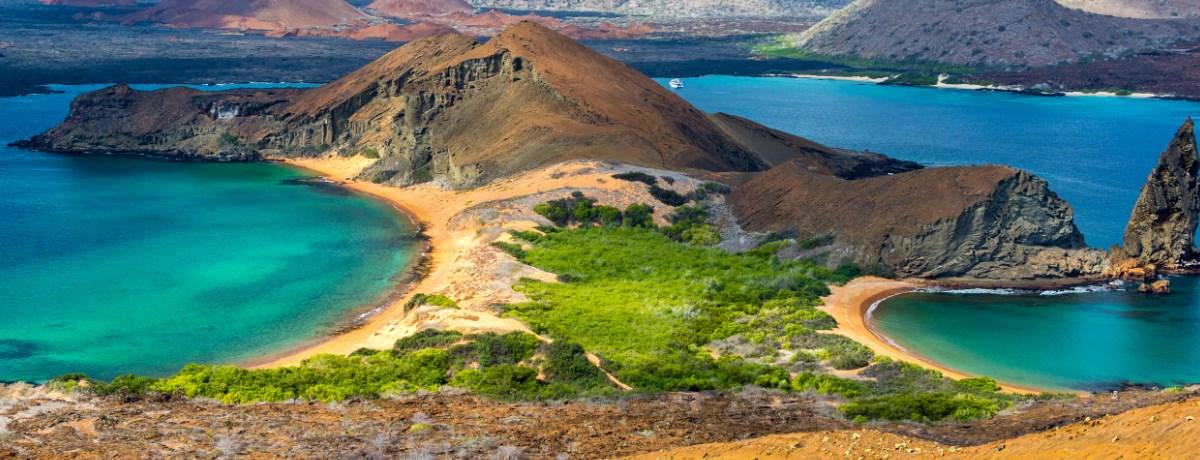 Rondreis Zuid-Amerika brengt je o.a. bij de Galapagos eilanden