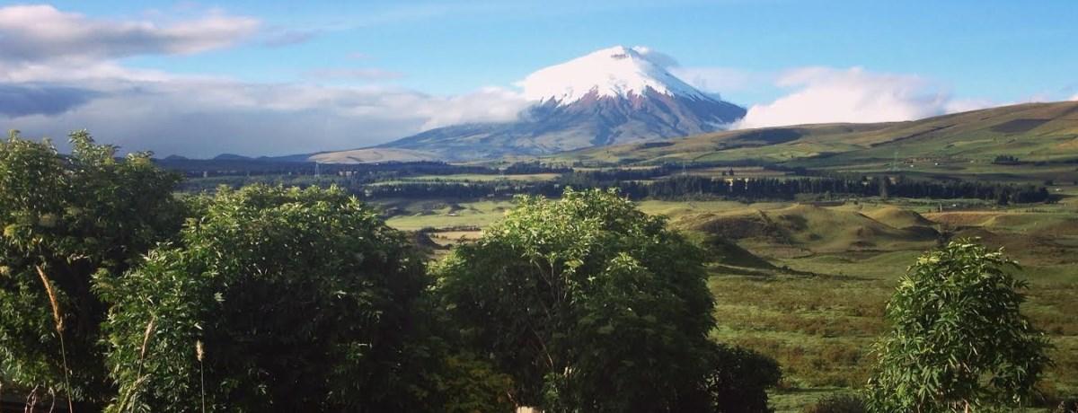 Cotopaxi is een van de hoogste nog actieve vulkanen ter wereld