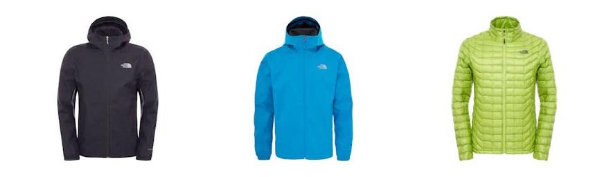 North Face jas kopen voor je backpackreis door Zuid-Amerika
