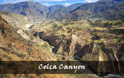 Backpacken in Zuid-Amerika? Ga dan zeker naar de Colca Canyon in Peru