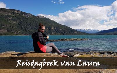 Reisdagboek vrouw alleen backpacken in Zuid-Amerika