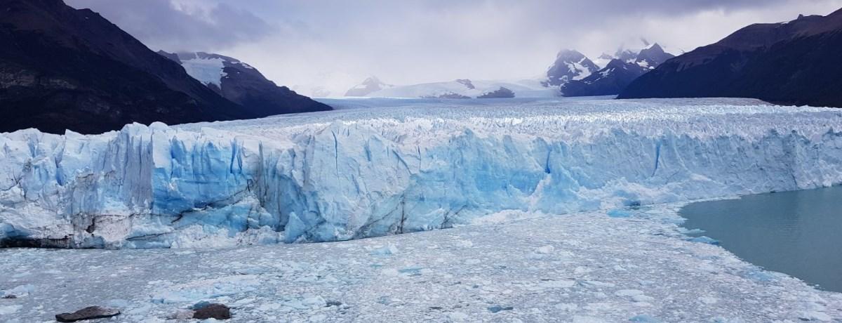De Perito Moreno gletsjer is de populairste gletsjer van Zuid-Amerika om te bezoeken