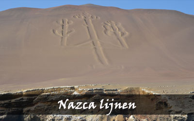 Backpacken Zuid-Amerika - Nazca lijnen - Peru