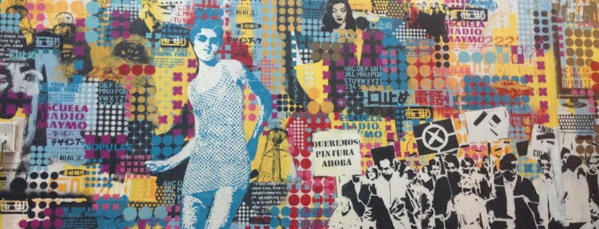 Palermo in Buenos Aires is een artistieke barios (wijk). Een van de grootste van heel Buenos Aires