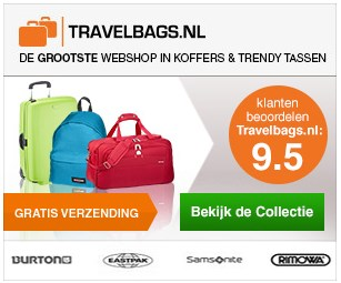 Travelbags.nl is de webshop voor backpacks en meer reistassen en backpackspullen