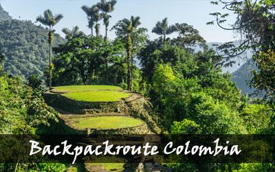 Backpacken in Zuid-Amerika? Ga dan zeker naar Colombia. Bekijk onze reisroute.