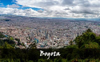 Backpacken in Zuid-Amerika? Ga dan zeker naar het Bogota in Colombia