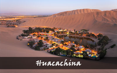 Backpacken in Zuid-Amerika? Ga dan zeker naar Huacachina in Peru