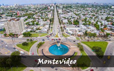 Backpacken Zuid-Amerika - Montevideo - Uruguay