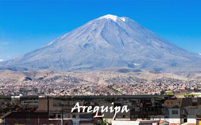 Backpacken in Zuid-Amerika? Ga dan zeker naar Arequipa in Peru