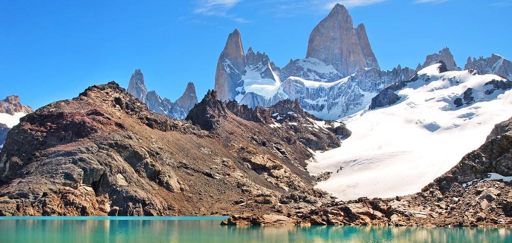 5 beroemde bergketens van Zuid-Amerika