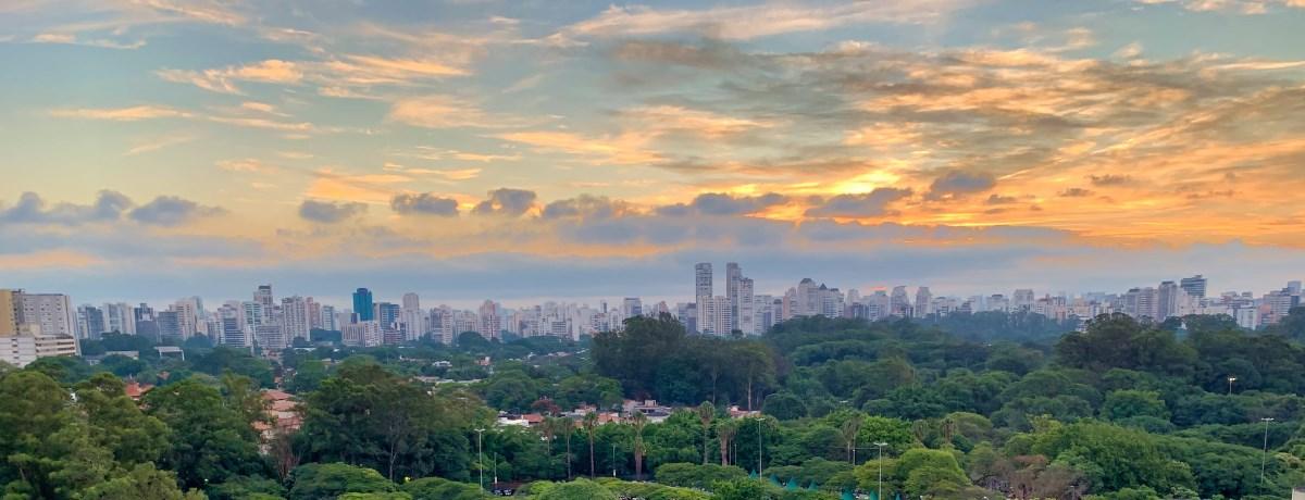 Sao Paulo is de grootste stad van het bijzondere en mooie land Brazilië
