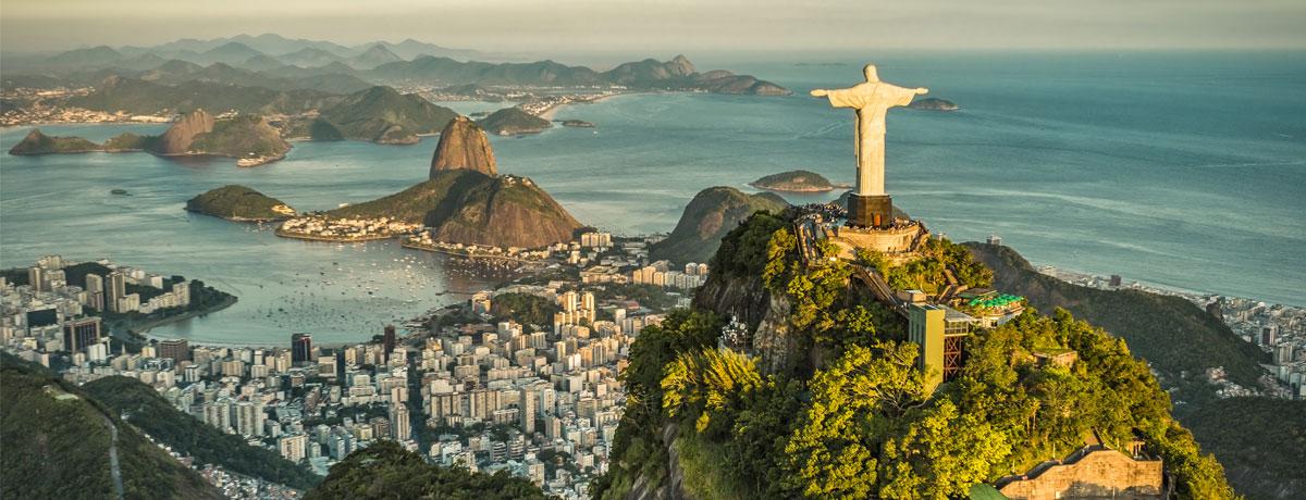 Rio de Janeiro is de bekendste stad van het bijzondere en mooie land Brazilië