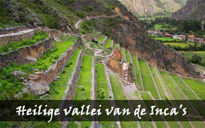 Backpacken Zuid-Amerika - Heilige vallei van de incas - Peru