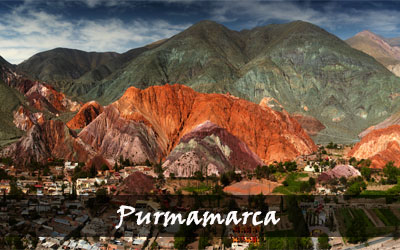 Backpacken Zuid-Amerika - Purmamarca - Argentinië
