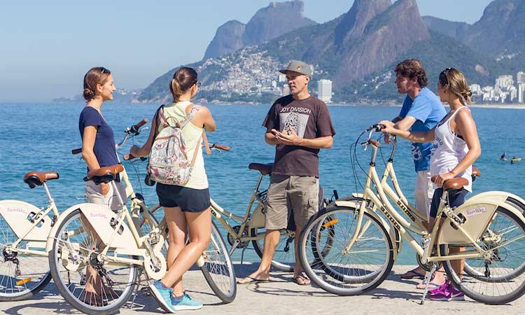Bajabikes fietstours en fietsverhuur in Rio de Janeiro