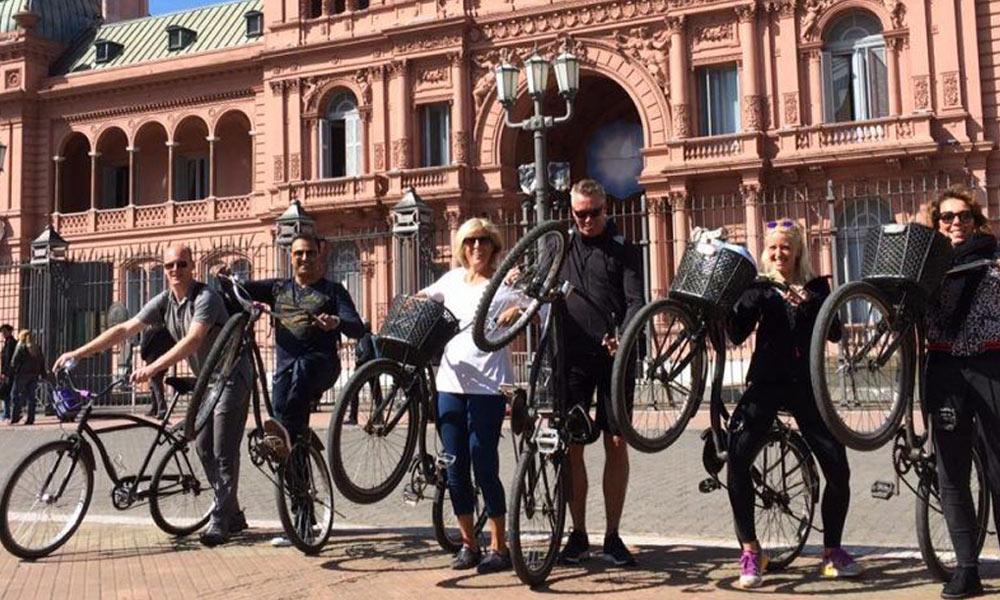 Baja Bikes in Buenos Aires